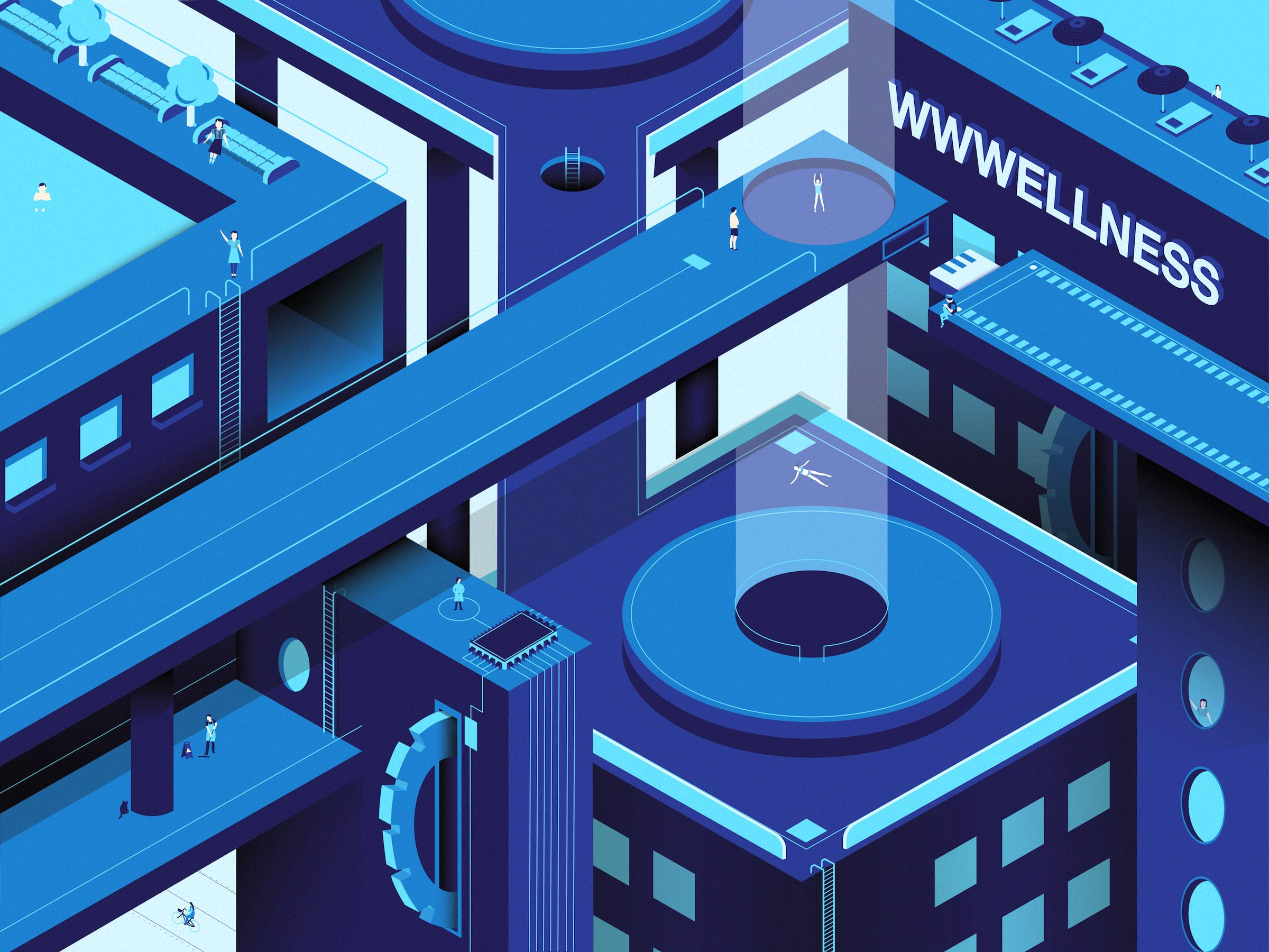 Wwwellness centre