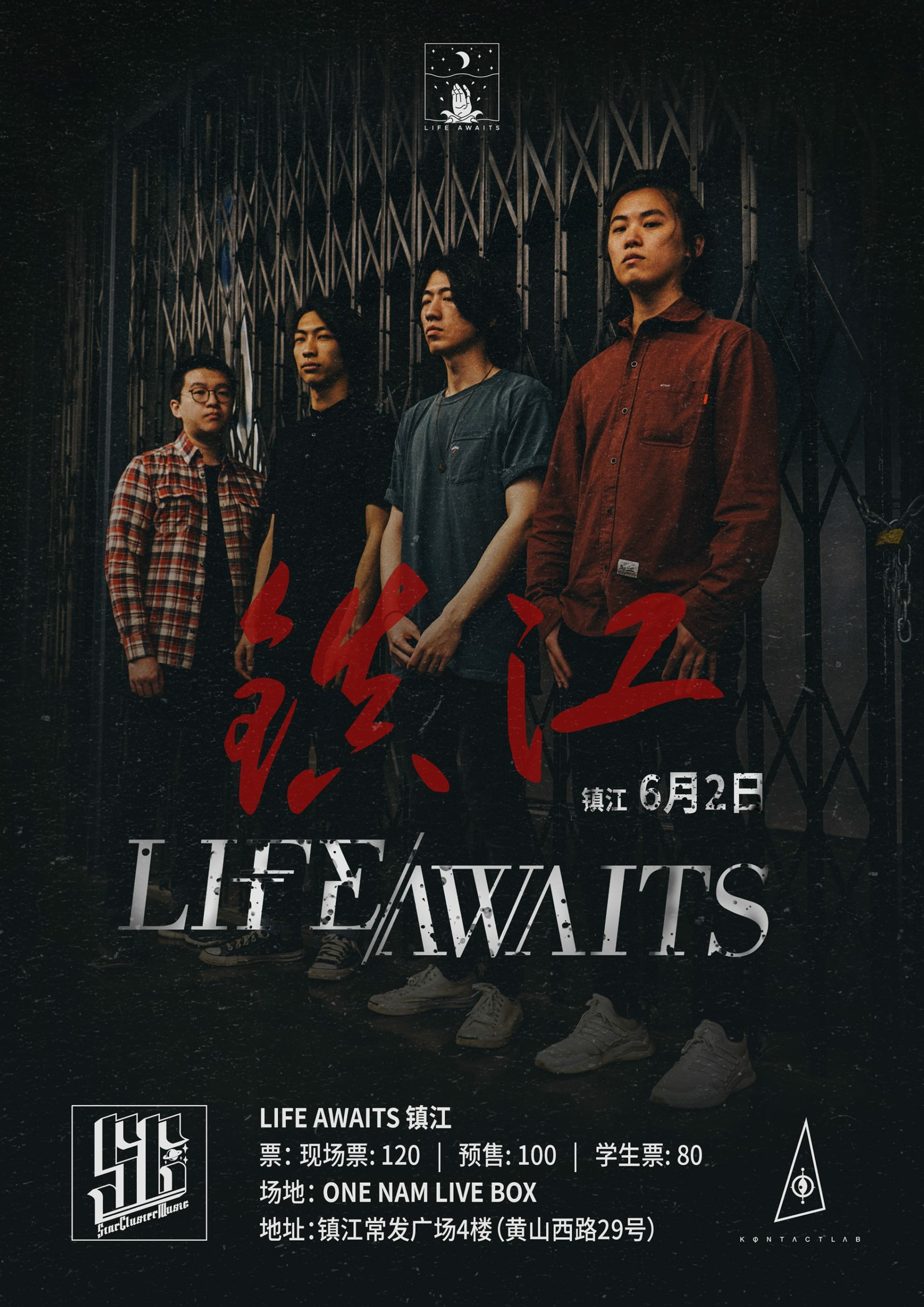 Life Awaits poster