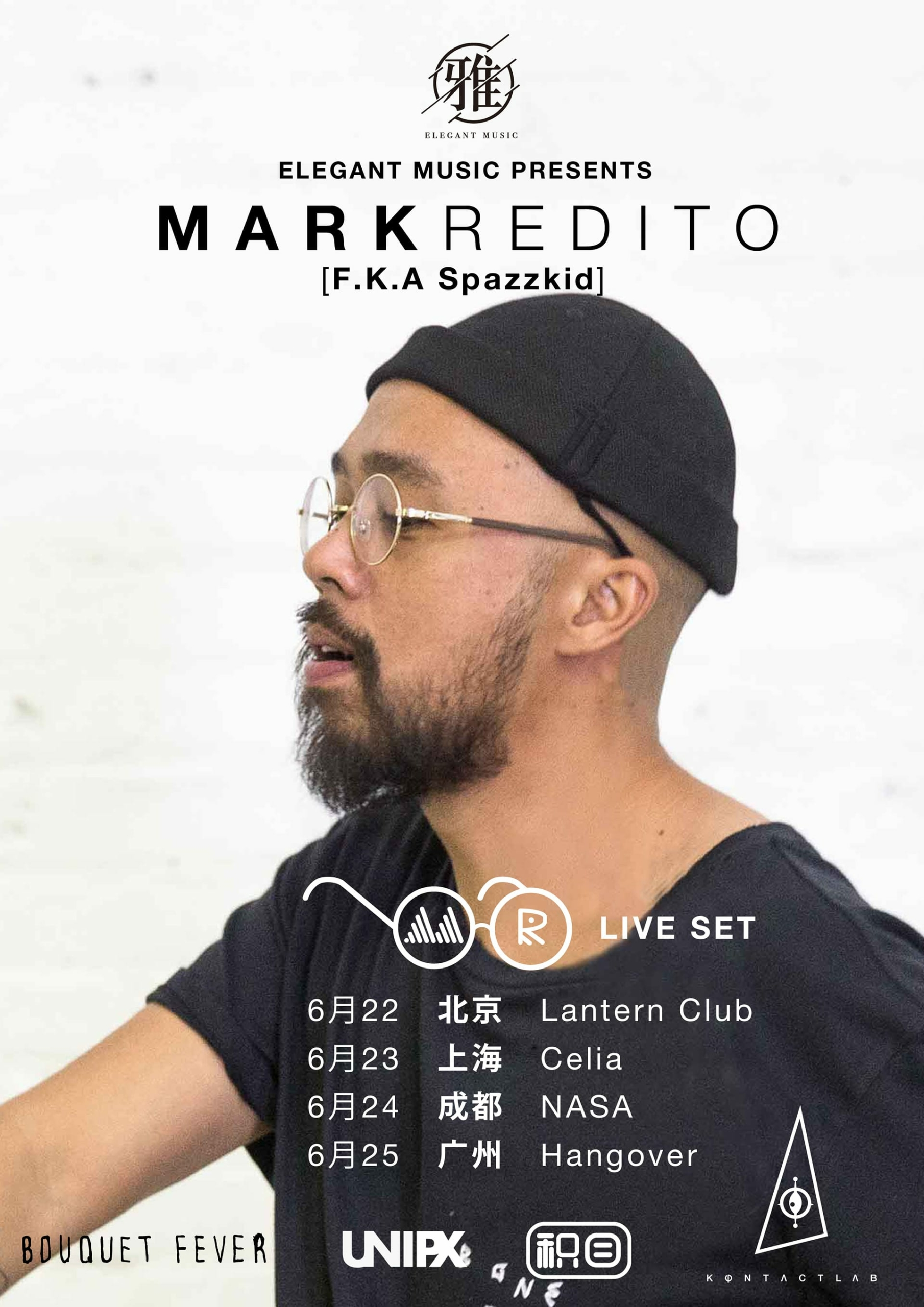 Mark Redito poster