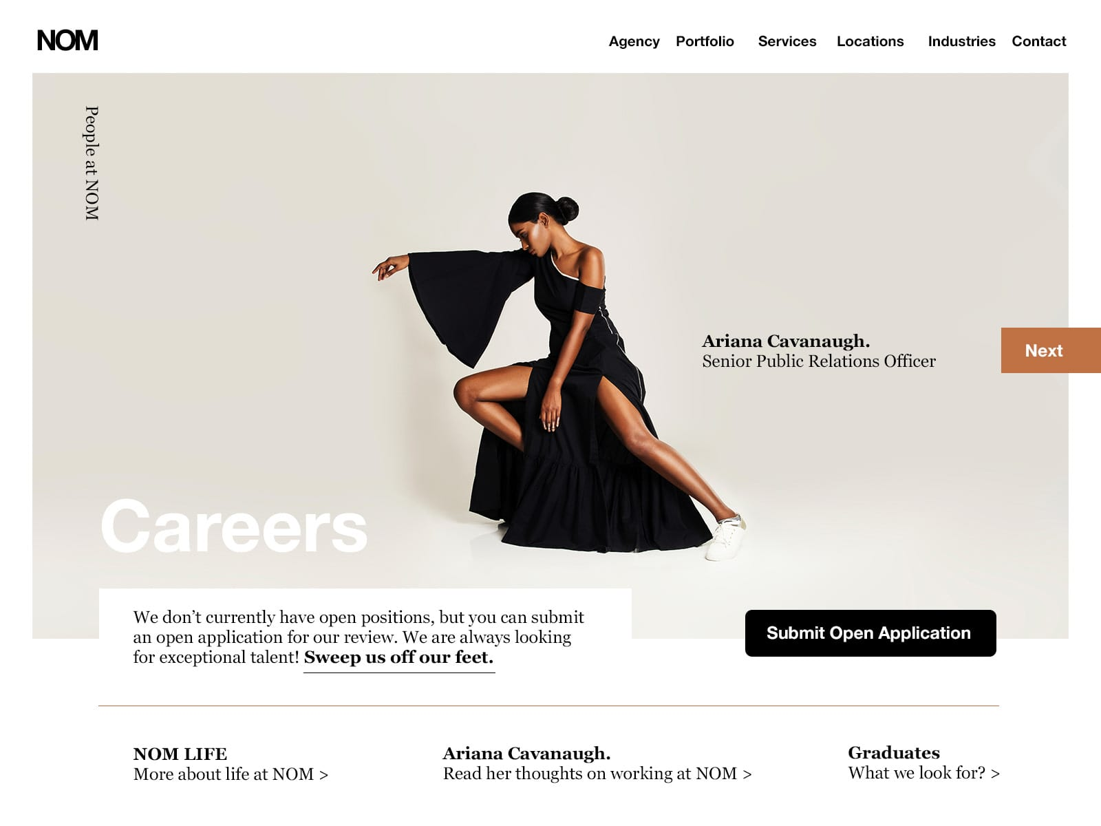 Careers design