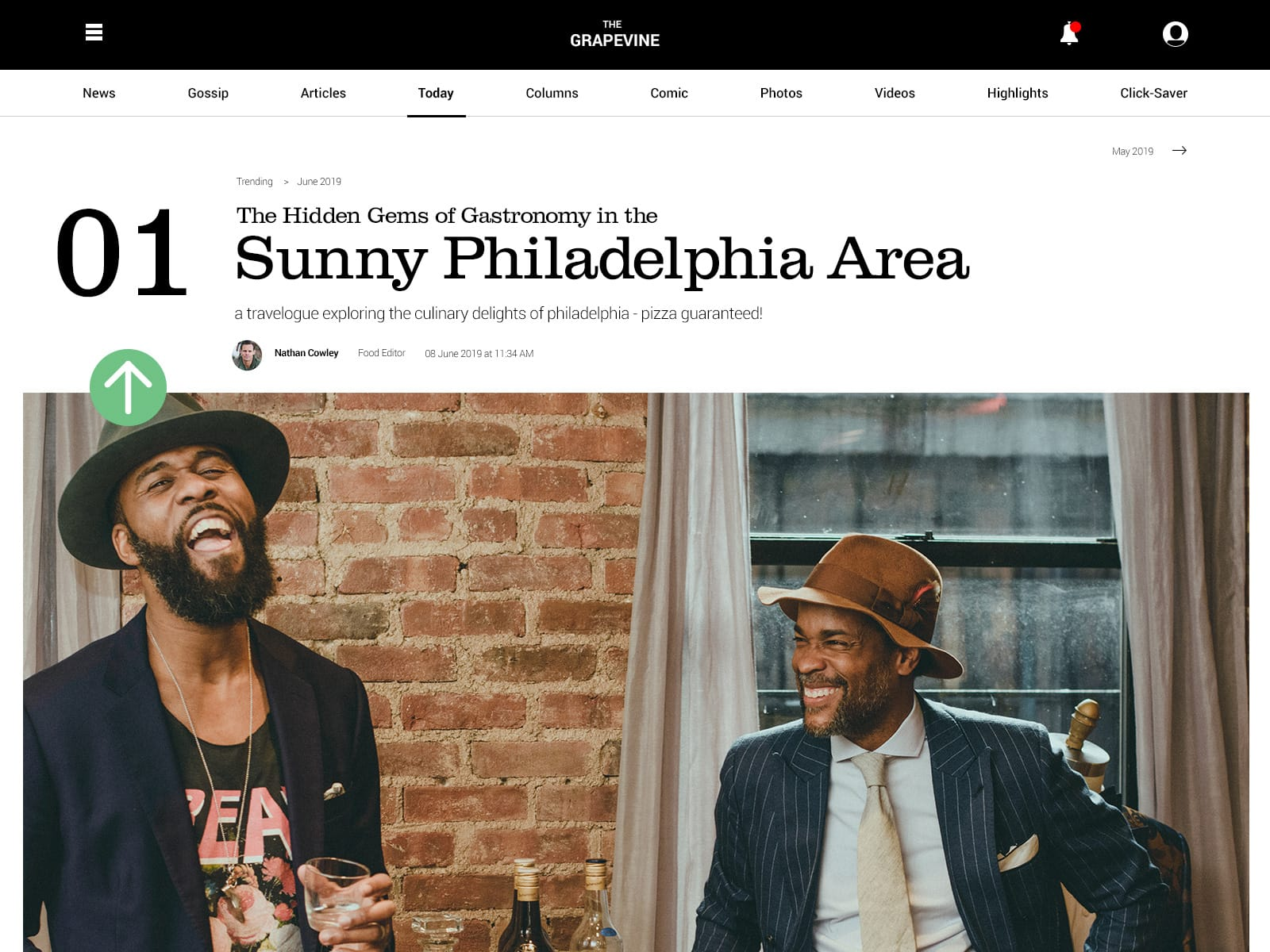 sunny philly