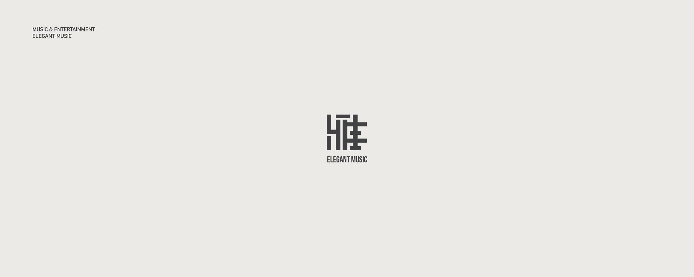 Elegant Music logo
