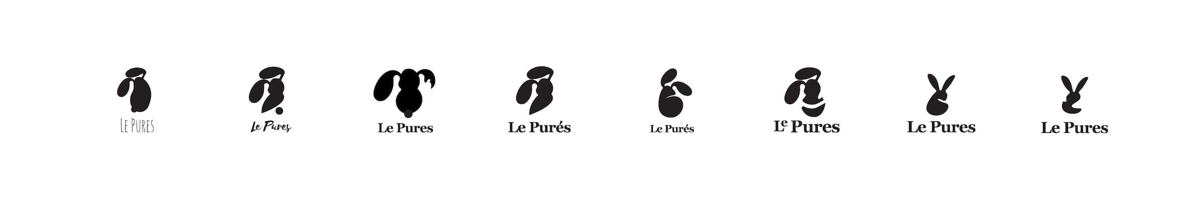 initial logo ideas