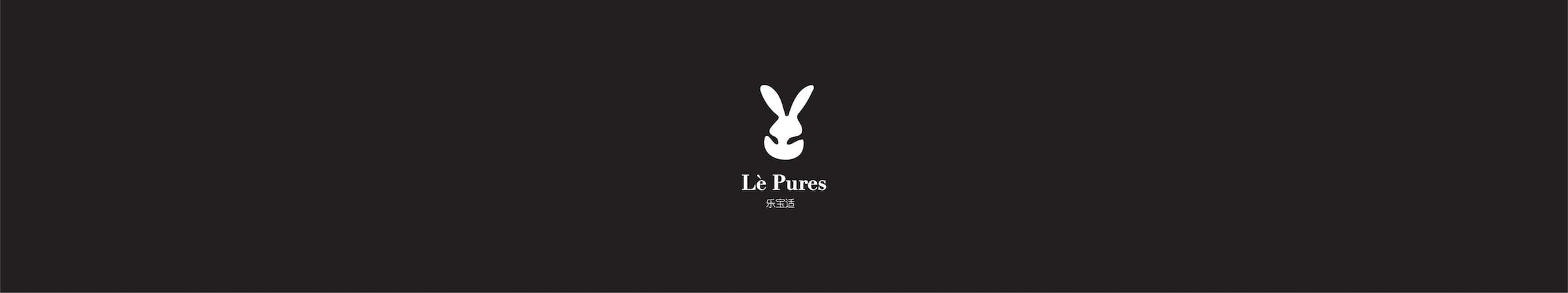 le pures logo dark